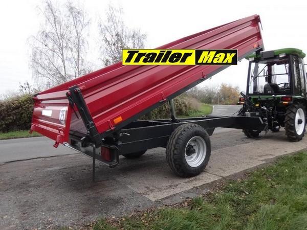 Mezőgazdasági pótkocsik rendelhetők, különféle méretben és teherbírással!