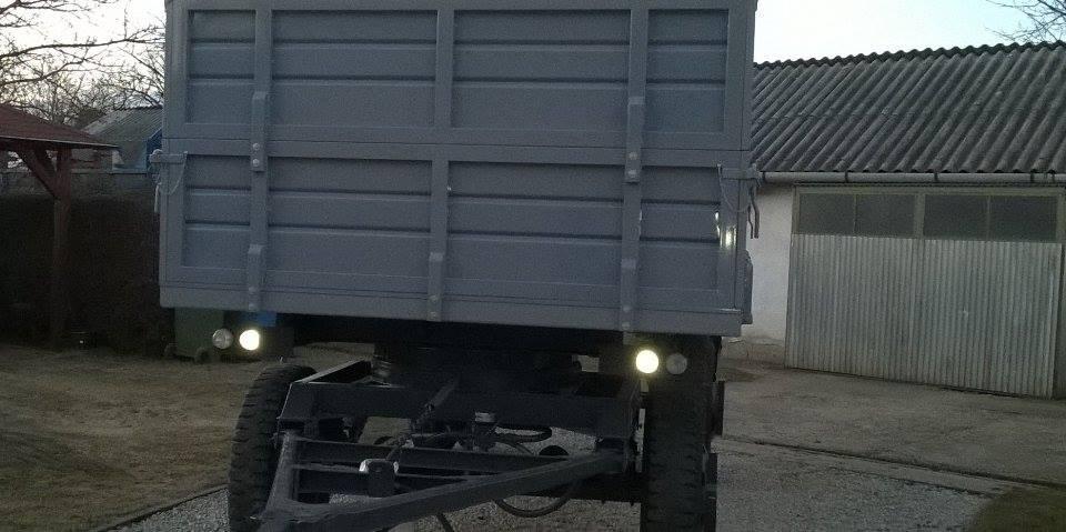 MBP pótkocsi